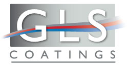 GLS Coatings Logo Design