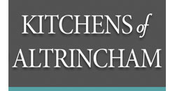 Kitchens of Altrincham Logo Design